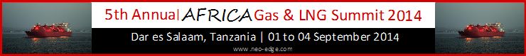 5th Annual Africa Gas & LNG Summit 2014