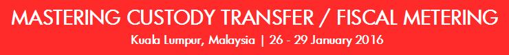 Mastering Custody Transfer / Fiscal Metering